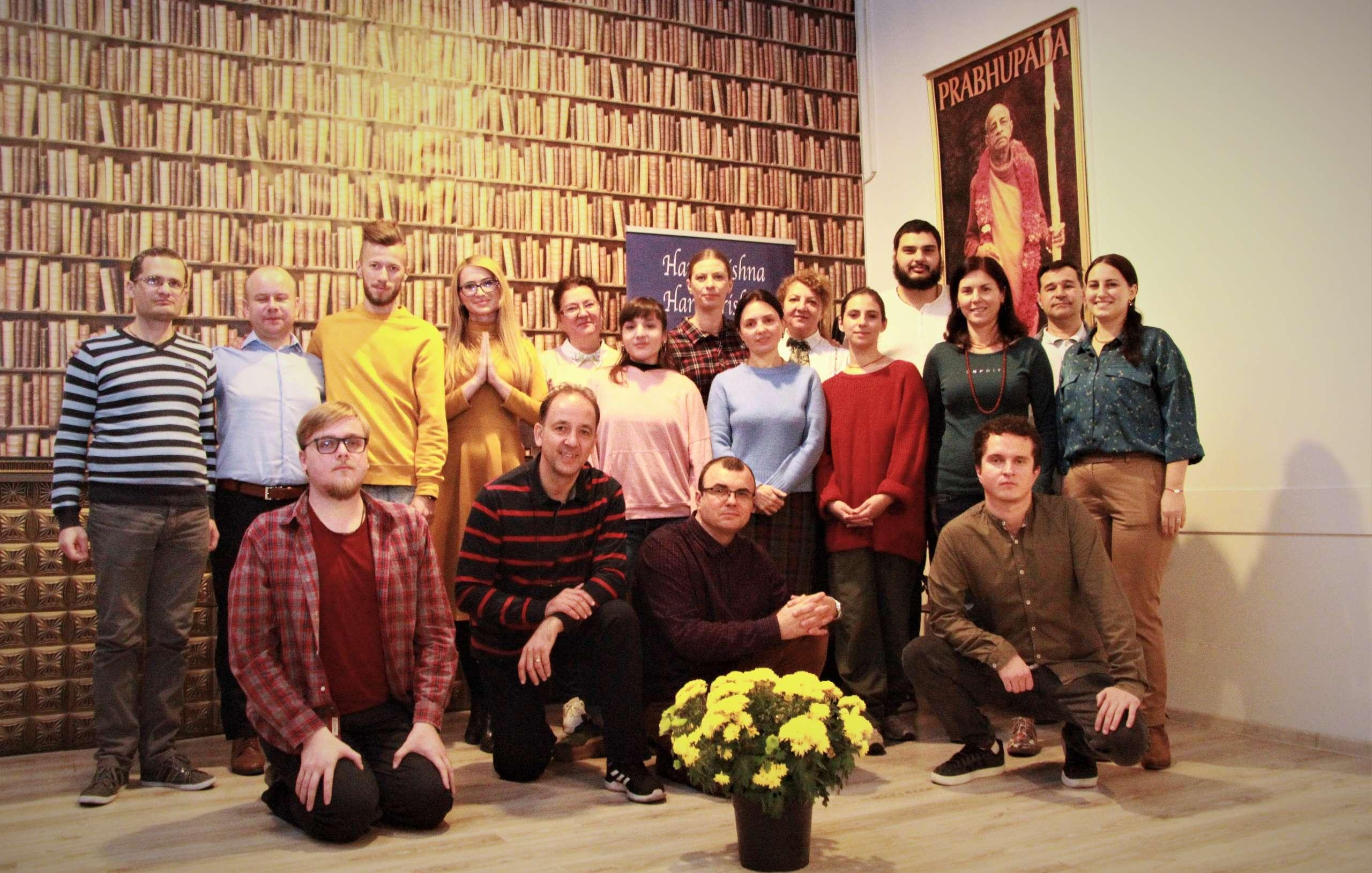 Întâlniri de asociere spirituală Sat-sanga