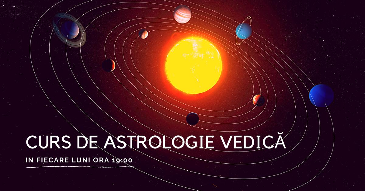 Curs de Astrologie Vedică